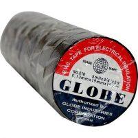 Globe Siyah 10'lu Elektrik Bandı