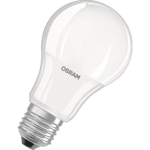 Osram 8.5W LED Ampul E27 Beyaz Işık 6500K 10'lu