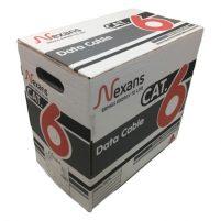 Nexans Cat 6 Utp 23AWG Halogen Free Kablo 305 M