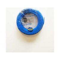 Hes Nya Kablo Tek Damar Mavi 2,5 mm 100 M