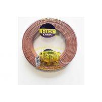 Hes Nya Kablo Tek Damar Kahverengi 100 m 1,5 mm