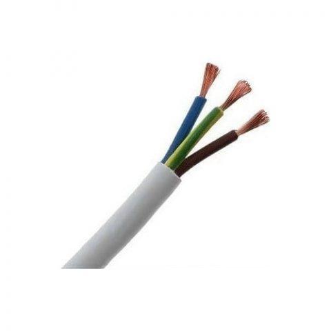 Öznur TTR Kablo 3 x 2,5 mm Beyaz 40 m
