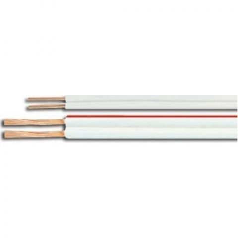 Kordon Alüminyum Kalaylı Bakır Kablo Kodlu 2 x 0,75 mm 5 M