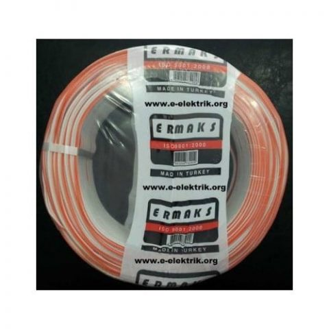 Avrasya Aydınlatma Nil 2X0,75 Kordon Kablo 15 Metre