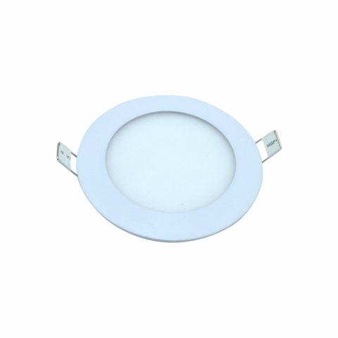 Ack 6W Sıva Altı Yuvarlak Led Panel (Beyaz Işık)