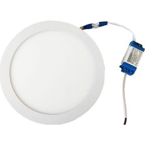 ACK Beyaz Gövde 18W 6500K Beyaz Işık Smd Led Panel Armatür