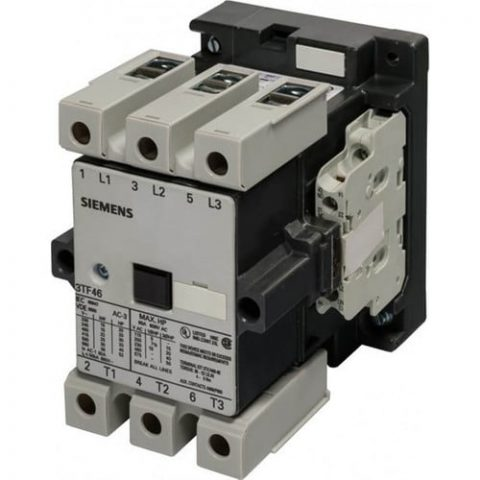 Siemens 3Tf4622-0Ap0 - 22Kw 55A 230V-Ac Kontaktör