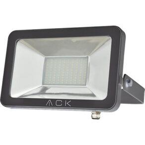 ACK AT61-07032 70W SIYAH 6500K IP65 SMD LED PROJEKTÖR