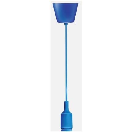 AY45-00104 Ack Dekoratif Ampul Askı Aparatı Mavi