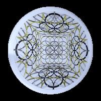 Barisol Gergi Tavan Plafonyer Aydınlatma Led Beyaz Işık 130cm