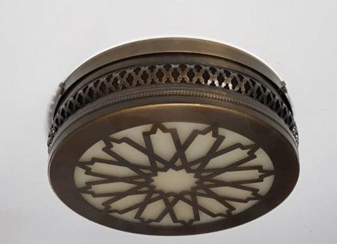 Osmanlı Serisi Tavan Lambası Armatür Plafonyer Avize 30cm