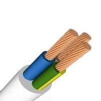 Öznur 3X2.5 TTR Beyaz %100 Bakır TSE Kablo 100 MT