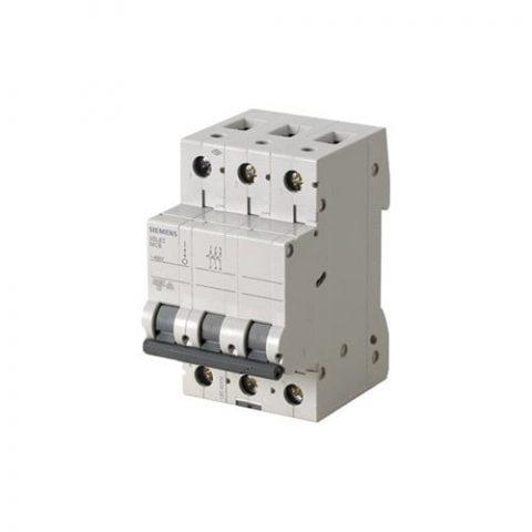 Siemens 5SL6325-7YA 3 Faz 25A C Tipi 6kA Otomatik Sigorta