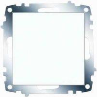Viko Karre Anahtar - Beyaz (Çerçeve Hariç) 90967001